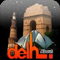 About Delhi icon
