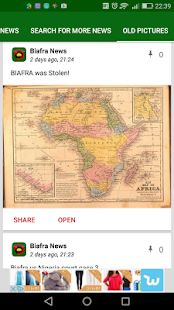 Biafra News + Radio + TV + App Extra- screenshot thumbnail