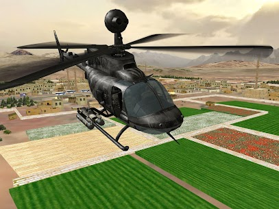Helicopter Sim Flight Simulator Air Cavalry Pilot  Apk Download For Android and Iphone 7