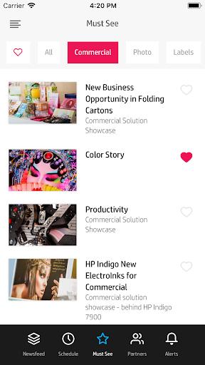 HP Indigo VIP Event 2020 Screenshots 5