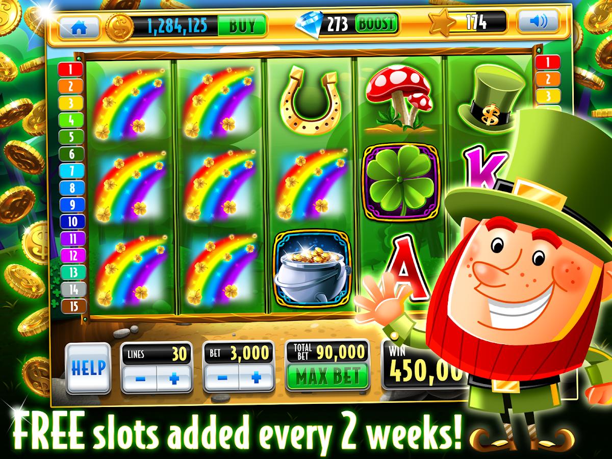 google play slots free