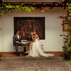 Wedding photographer Verónica Jara g (desigualphoto). Photo of 31.08.2016