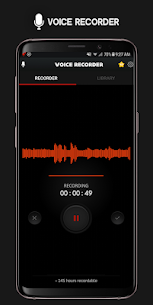 Voice Recorder – Noise Filter 1