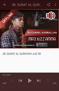 Muzammil Hasballah Mp3 Offline (Juz Amma) - náhled