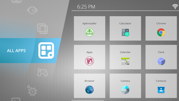 Ugoos TV Launcher - screenshot
