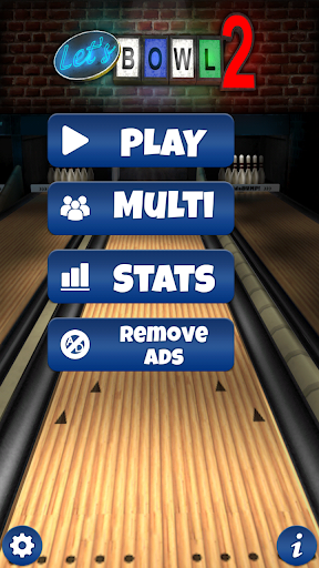 Let's Bowl 2: Bowling Free 2.4.73 screenshots 1