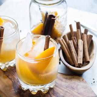 Peach Spiced Whiskey