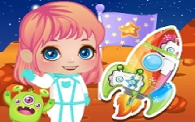Baby Alice Astronaut