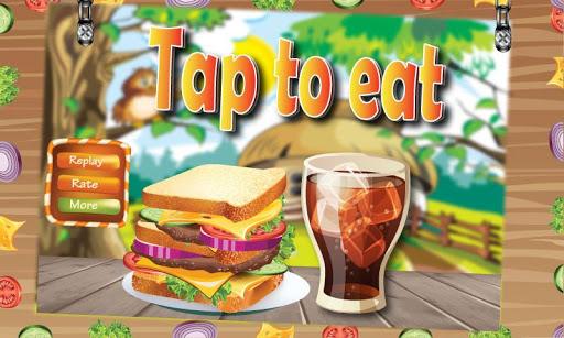 玩休閒App|三明治机疯狂烹饪免費|APP試玩