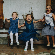 Wedding photographer Klaudia Amanowicz (wgrudniupopoludn). Photo of 17.06.2018