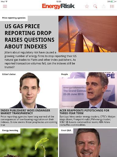 Energy Risk
