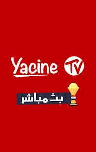 App yacine tv - ياسين تيفي APK for Windows Phone