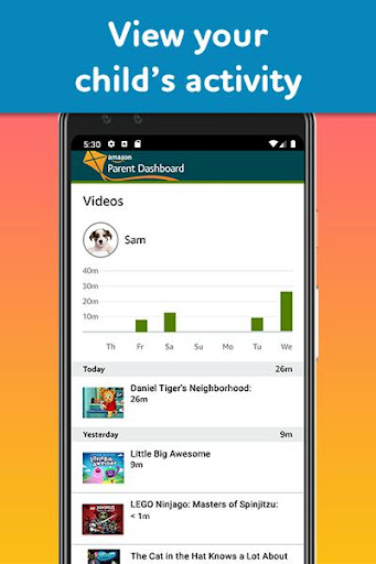 Amazon FreeTime Unlimited: Kids Shows, Games, More 2.0.0.203376 screenshots 6