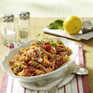 Tomato and Bacon Pasta