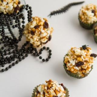 Vegan Caramel Popcorn Ant Hills