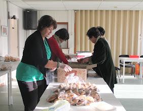 Photo: De catering commissie