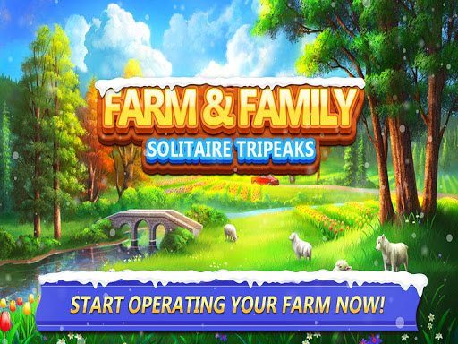 Solitaire Tripeaks: Farm and Family apkmr screenshots 5