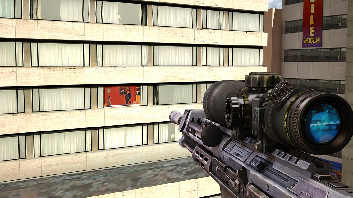 Boss Sniper 18+- screenshot