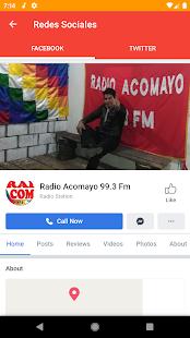 Download Radio Acomayo For PC Windows and Mac apk screenshot 4