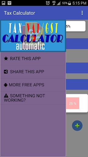 tax calculator vat gst automatic apk download apkpure co