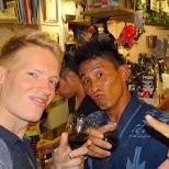 hanging with my buddy Naoyuki in Tokyo in Tokyo, Tokyo, Japan