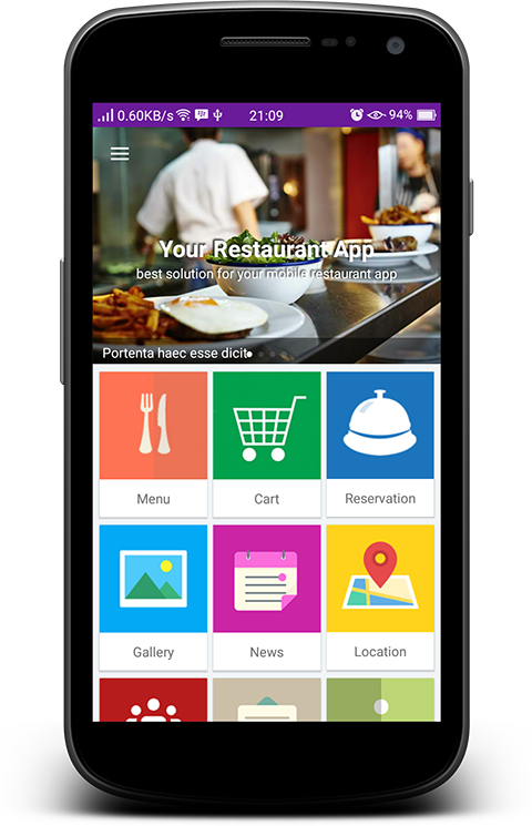 Your restaurant app demo android apps on google play
