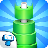 Zen Hanoi - Puzzle Towers Game