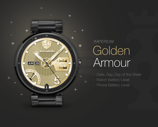 Golden Armour by Imperium