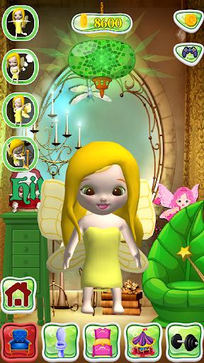 Talking Fairy 1.8 screenshots 3