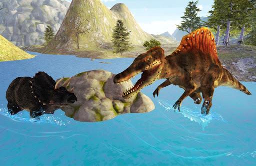 真正的恐龍仿真