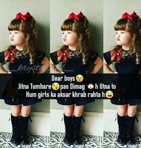 Attitude Status for Girls Attitude Quotes App Download For Android and iPhone 9