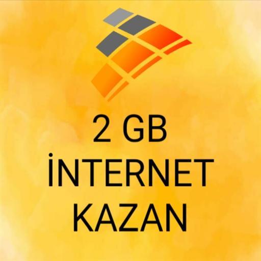Bedava İnternet Kazan ( 2 GB )