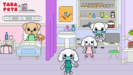 Yasa Pets Town screenshot 6