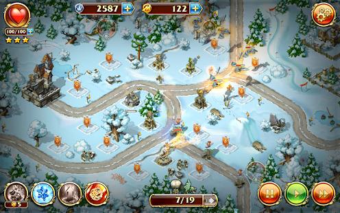 Toy Defense: Fantasy Tower TD Screenshot 6