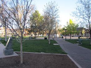 Photo: Santa Fe Plaza