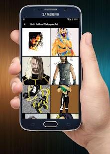 Seth Rollins Wallpaper WWE - náhled
