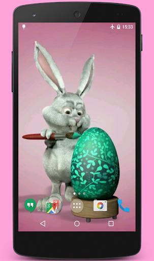 Easter HD Video Live Wallpaper