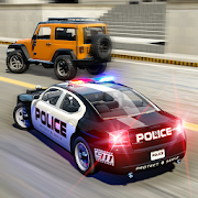 Grand Police Car Chase - US Police Driving Games