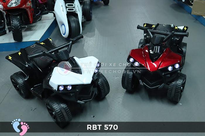 Xe moto điện trẻ em RBT-570 1