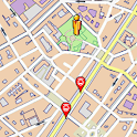 Brussels Amenities Map (free) icon