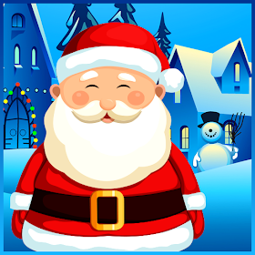 нервный Санта