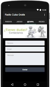 Radio Cuba Gratis screenshot 2