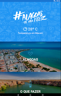Turismo Alagoas- screenshot thumbnail