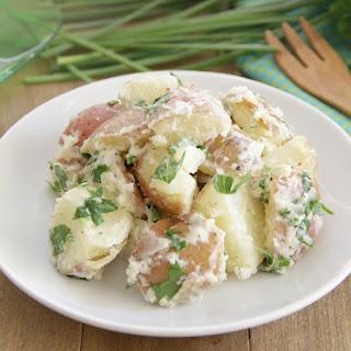 Red Potato Salad Buttermilk Recipes