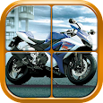 Bike Puzzle Games for Boys