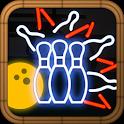 Bowling Craze 3D icon