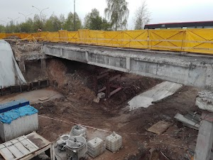 Dąbrowa Górnicza Huta Katowice - remont wiaduktu