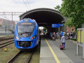 Photo: ED78-011, Poznań Główny - Świnoujście Port {Poznań Główny; 2015-05-29}