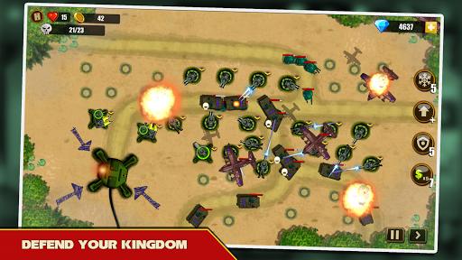 Tower Defense: Toy War apktram screenshots 1