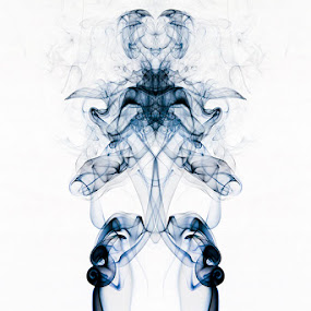 Smoke by Elvis Pažin - Abstract Fine Art ( abstract, art, digital art, fine, smoke )